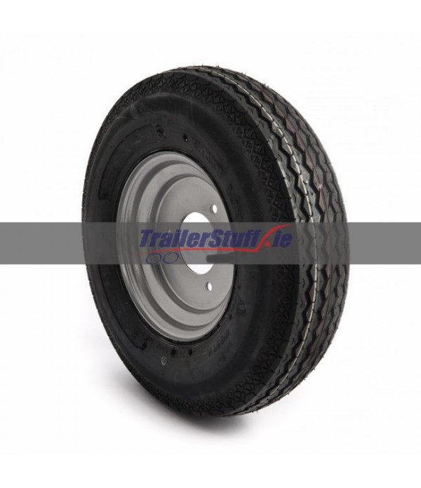 "4.80/4.00-8"" 3 on 110mm. PCD wheel assembly"