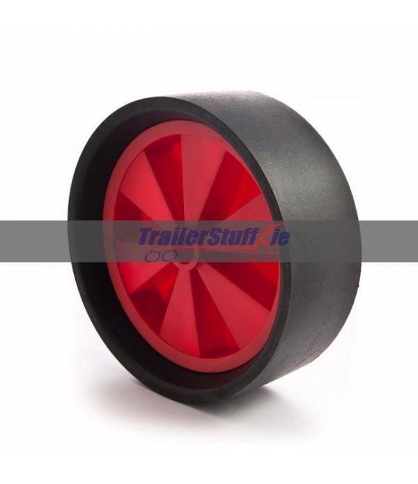 """Sandhopper wheel, PVC rim, 1"""" bore"""