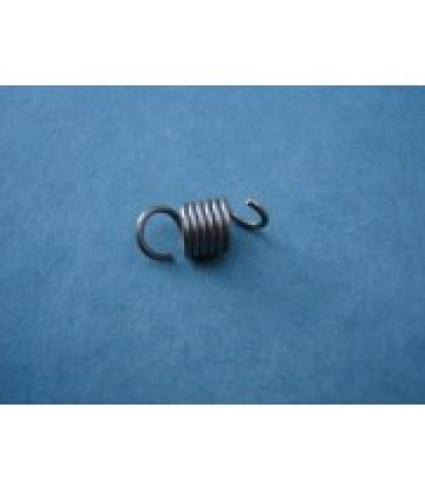 Winch coil spring