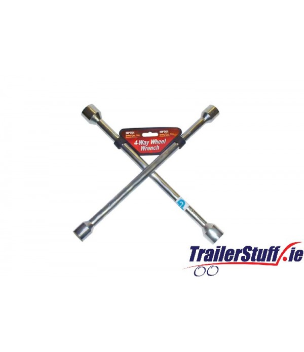 4-way wheel wrench