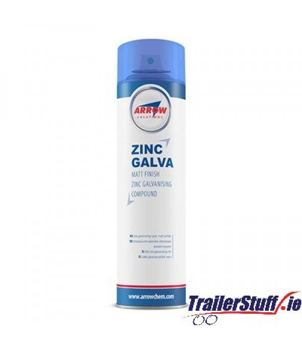Arrow Solutions Zinc Galva Compound - 600ml