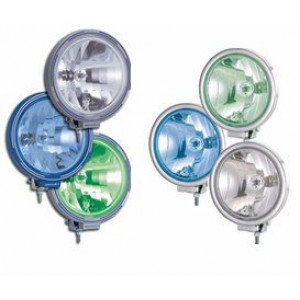 178mm Round Spot Lamps