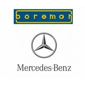 Lighting to suit Mercedes
