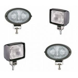 Boreman Work Lamps