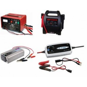 Battery Chargers , Inverters & Generators