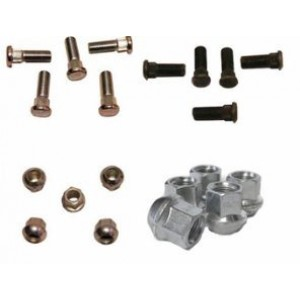 Wheel Studs and Nuts