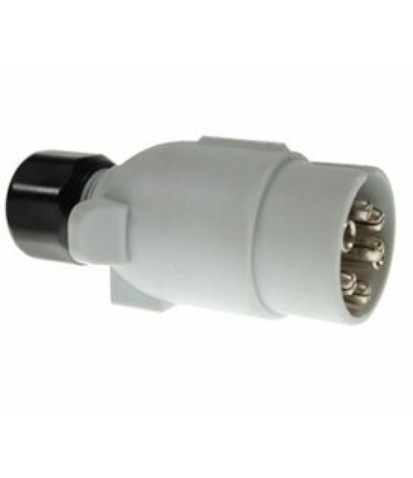 7 Pin Nickel Plug
