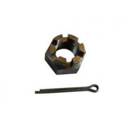Knott- Avonride Castleated axle nut