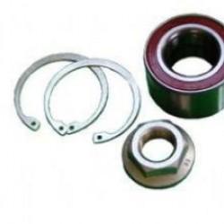 Knott 72mm Euro  wheel bearing kit.