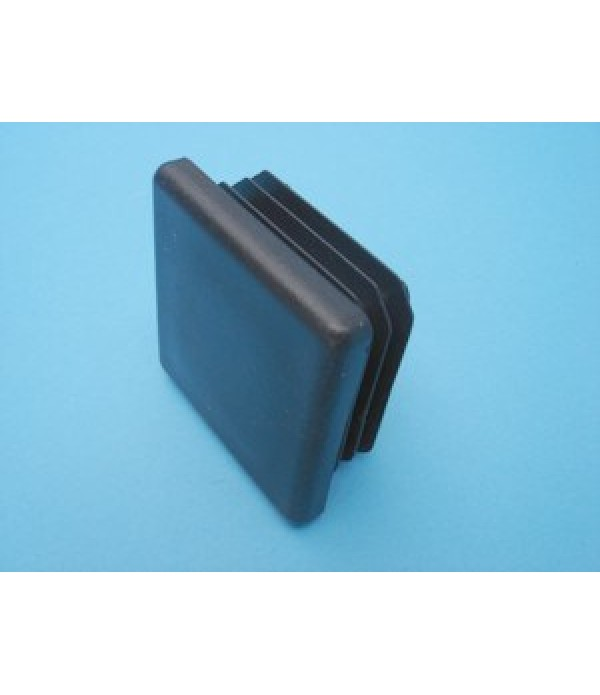 PVC end cap 50x50mm.