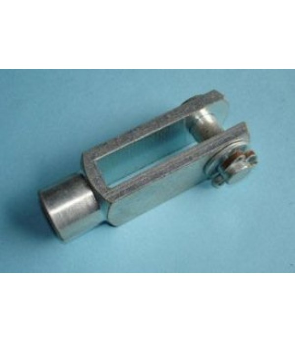 M10 clevis extended