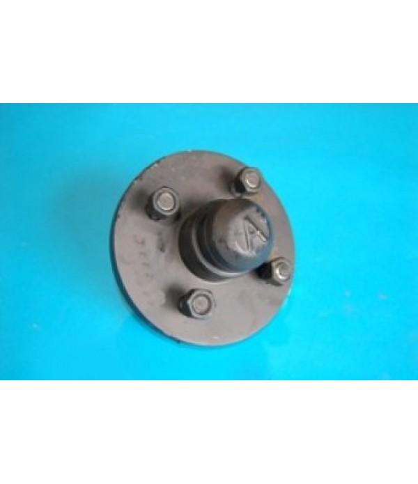 Avonride/Knott E Series unbraked hub, 4/100mm. PCD...