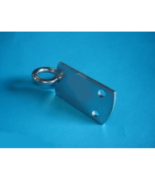 Brenderup eye bracket for tailgate lock