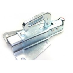 AL-KO AK7-V coupling with Delta mounting plate