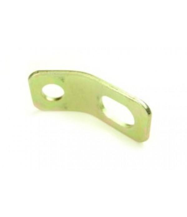 Safety chain bracket