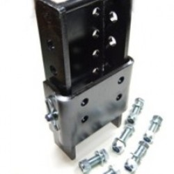 Dixon Bate extended height adjustable coupling