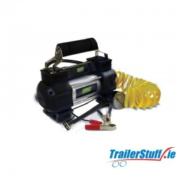 12V HEAVY DUTY ANALOGUE COMPRESSOR WITH LED