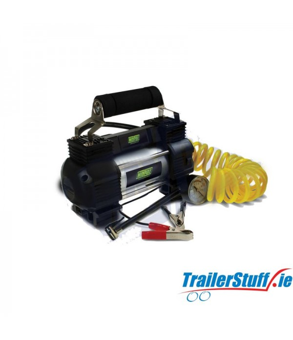 12V HEAVY DUTY ANALOGUE COMPRESSOR WITH LED
