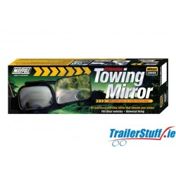 Single Towing Mirror Extension