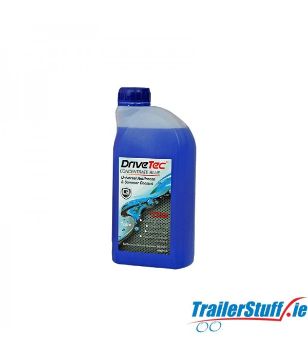 DRIVETEC BLUE ANTIFREEZE & COOLANT 1L