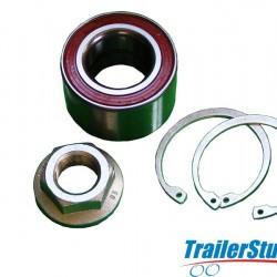 Knott 64mm Euro wheel bearing kit