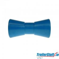 """Keel V Roller """"Non Mark"""" Blue 16mm Bore"""