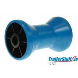 "5"" KEEL V ROLLER (NON MARK) BLUE"