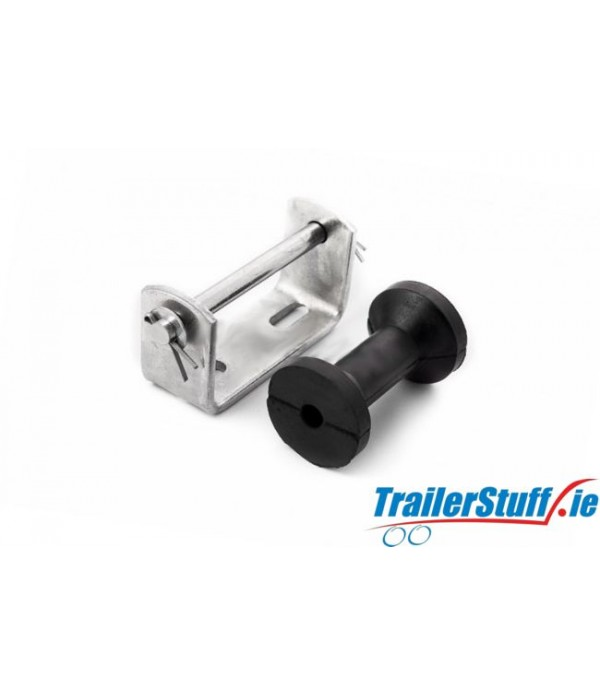 "90mm Keel Roller Assembly (3.5"")"