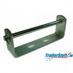 Bracket For 200x16 keel Rollers