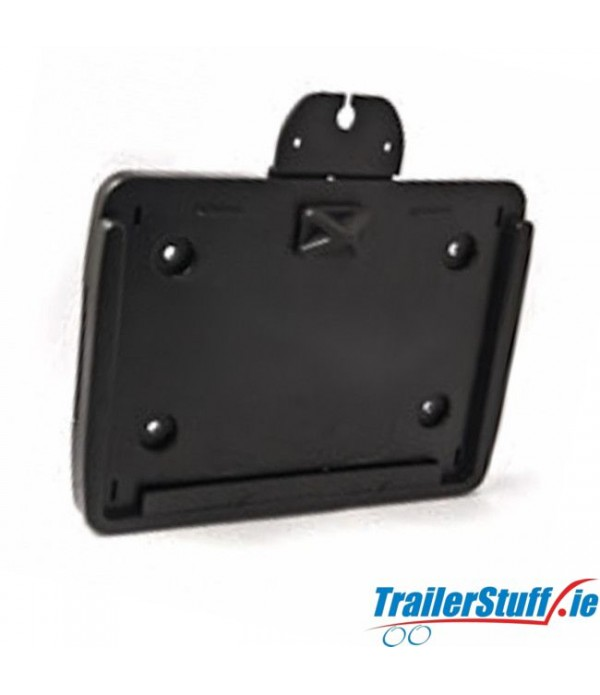 Aspock Square Registration Plate Holder