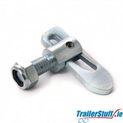 Antiluce fastener 25mm x 12mm bolt on