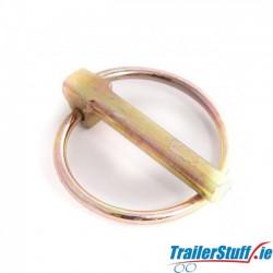 Lynch pin 4.5mm Pin, 36mm Ring