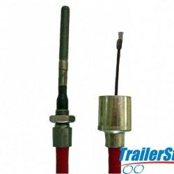 Knott 1020/1230mm detachable brake cable