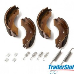 Genuine AL-KO 2361 brake shoe axle kit