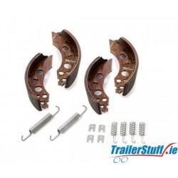 Genuine AL-KO 2051 brake shoe axle kit - 200 x 50