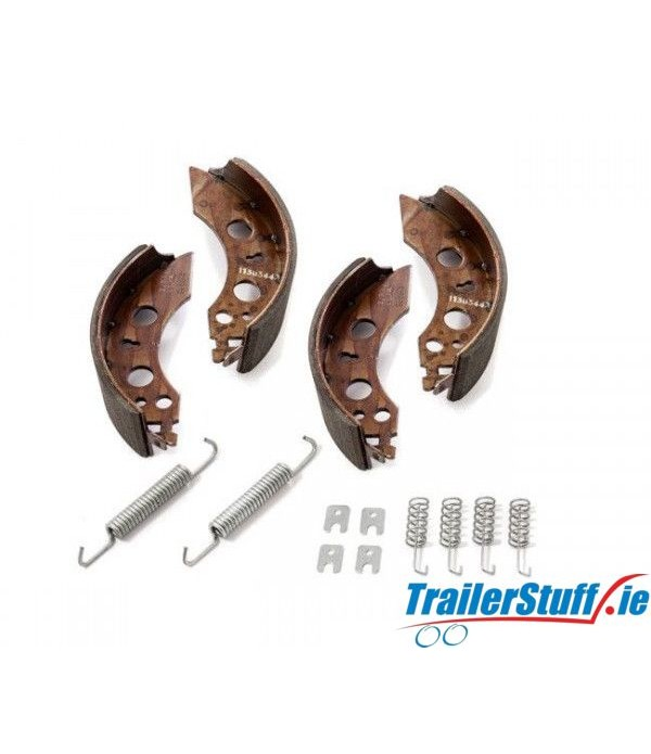 Genuine AL-KO 2051 brake shoe axle kit - 200 x 50