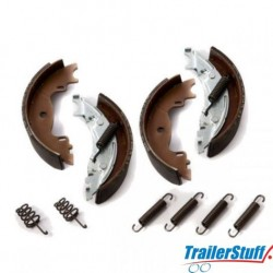 Genuine Knott 160x35 MK3 Brake Shoe Axle Kit
