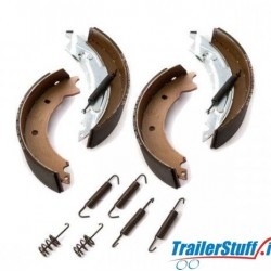 Genuine Knott 200x50 brake shoe service kit