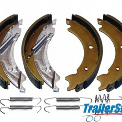 BRAKE SHOE AXLE SET FOR KNOTT 203X40 DRUMS - OFFER