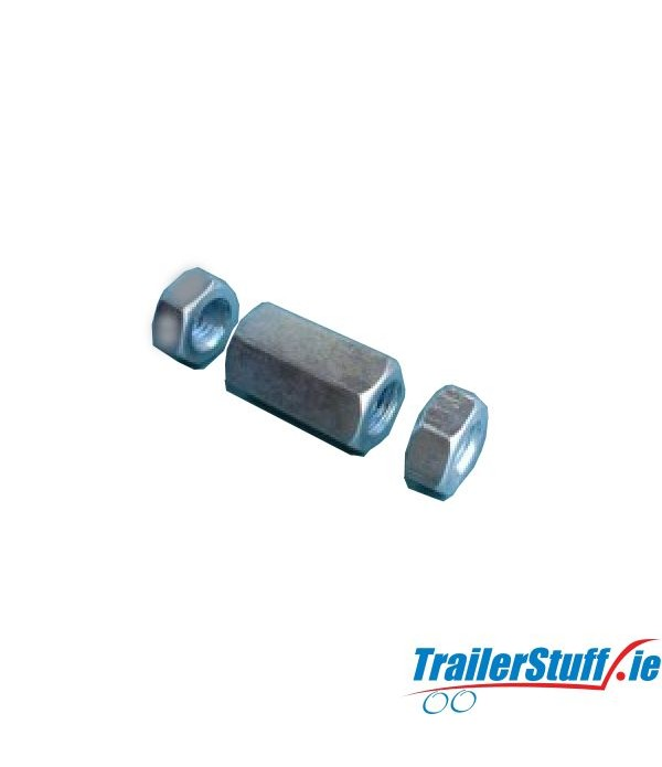 M10 rod connector
