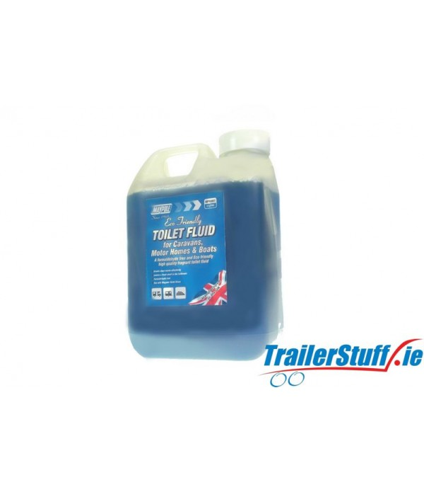 Eco Friendly Caravan and Boat Toilet Fluid