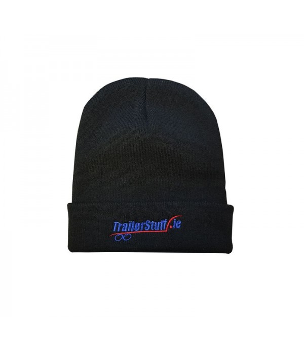 TrailerStuff Woolen Hat - Black