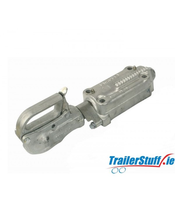 Bradley Spring Damped Coupling 1500kg with 50mm He...