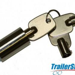 Bradley coupling lock
