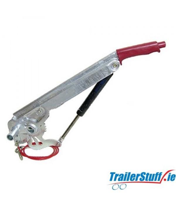 AL-KO Overrun Gas Strut Handbrake Assembly