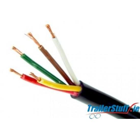 Auto Cable 5 Core 14 Strand