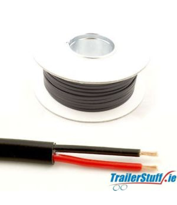 Twin Core Cable - 14 Strand price per Meter