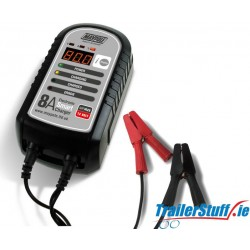 8A 12V ELECTRONIC SMART CHARGER