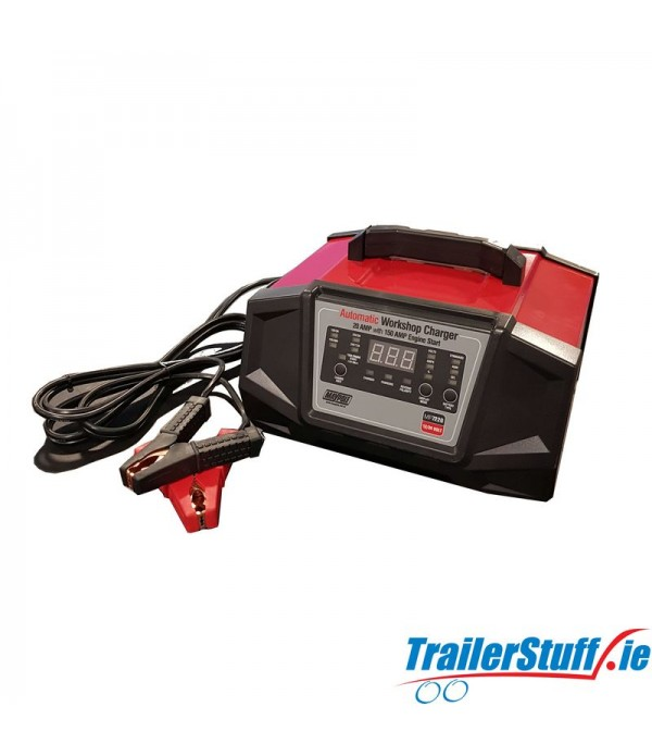 20A/150A ENGINE START 12V24V AUTOMATIC WORKSHOP CH...