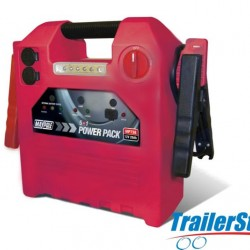 12V POWER PACK 20A/H with 120PSI COMPRESSOR